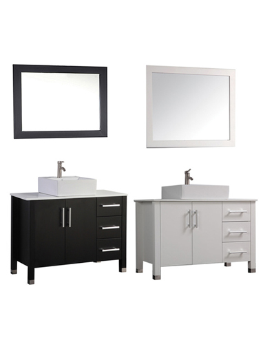 ... Aruba 40 Inches Single Sink Bathroom Vanity Set - $1,740.00 ...