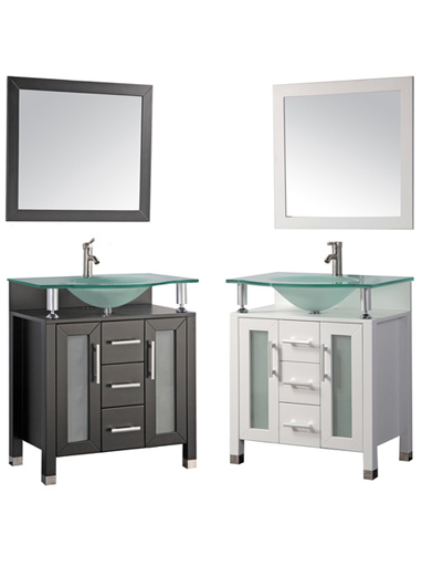 ... Beliza 32 Inches Single Sink Bathroom Vanity Set   $1,656.000 ...